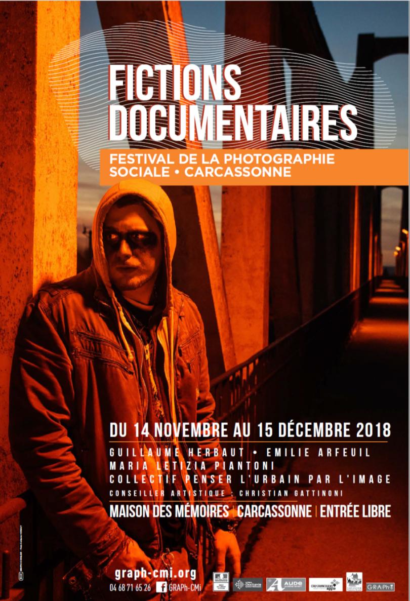 Fictions Documentaires: Festival de la photographie sociale, 14Nov- 15Déc 2018