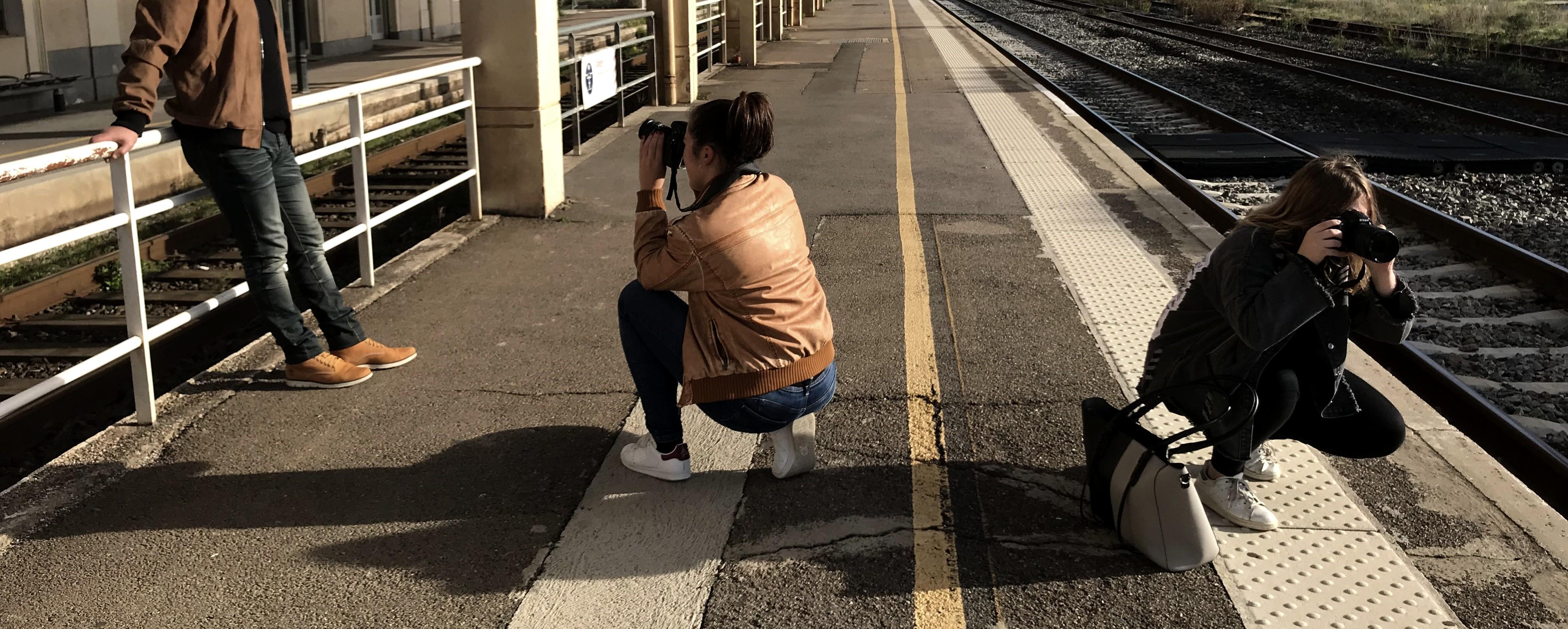 Les ateliers photographiques du GRAPh font leur rentrée !
