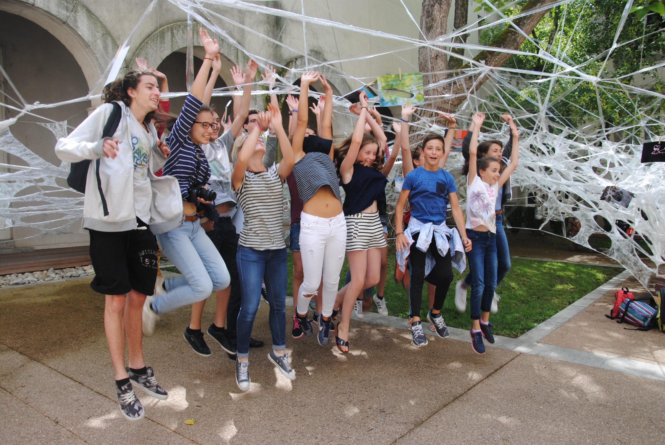 ÉTÉ 2021 : LE GRAPh lance des stages multimédias pour les 12/17 ans