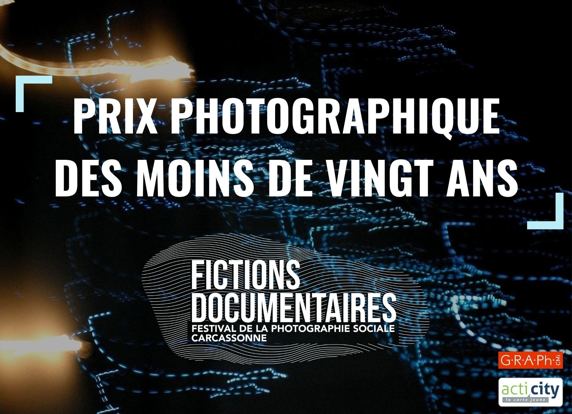PRIX PHOTOGRAPHIQUE DES MOINS DE VINGT ANS